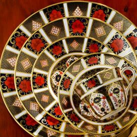 Picture of OLD IMARI by Royal Crown Derby