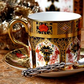 Picture of OLD IMARI SOLID GOLD BAND by Royal Crown Derby