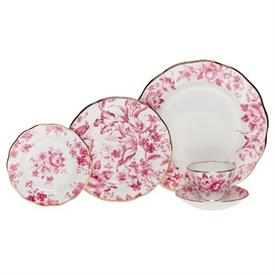 Picture of PARADISE RED by ROYAL ALBERT