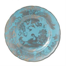 Picture of PLATINUM TURQUOISE AVES by Royal Crown Derby