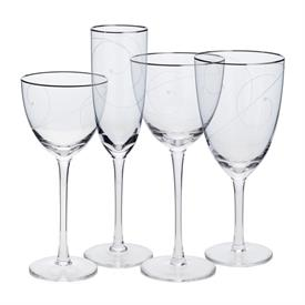 Picture of PLATINUM WAVE CRYSTAL by Noritake