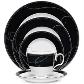 Picture of PLATINUM WAVE EBONY by Noritake