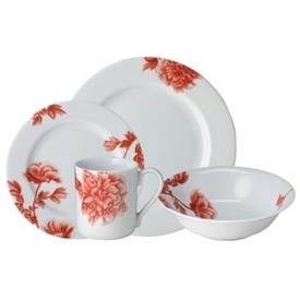 Picture of RED PEONY by Royal Worcester