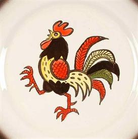 Picture of RED ROOSTER by Metlox Pottery