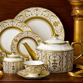 Picture of REGENCY WHITE & GOLD by Royal Crown Derby