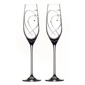 Picture of TOASTING FLUTES RD by Royal Doulton
