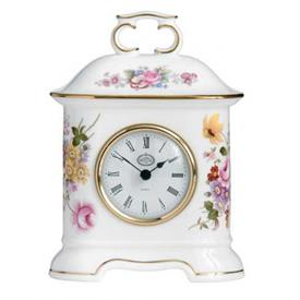 "-OSMASTON CLOCK. 6.75"" TALL"