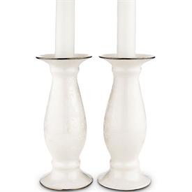 """-6"""" CANDLESTICK PAIR. MSRP $84.00"""