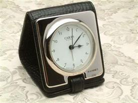 -TG008-SS TRAVEL CLOCK