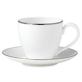 -CUP & SAUCER SET. MSRP $58.00