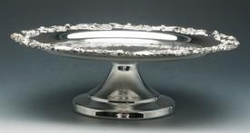 ,FOOTED CAKE PLATE