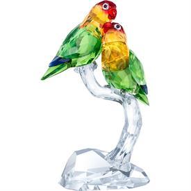 "-,LOVEBIRDS. 6.25"" X 3.5"" X 2"""