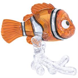 "-NEMO, FROM DISNEY'S 'FINDING NEMO' & 'FINDING DORY'. 2.5"" TALL, 2.4"" LONG, 1.6"" WIDE"