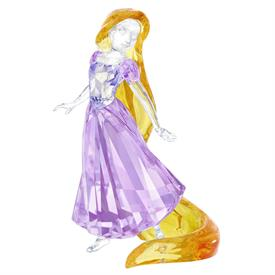 ",-RAPUNZEL, FROM DISNEY'S 'TANGLED'. LIMITED EDITION. 5"" TALL, 3.4"" WIDE, 2.8"" LONG"