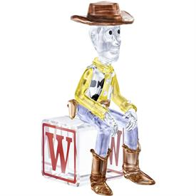"""-,SHERIFF WOODY FROM DISNEY/PIXAR'S 'TOY STORY'. 4.2"""" TALL, 2.4"""" WIDE, 1.5"""" DEEP"""