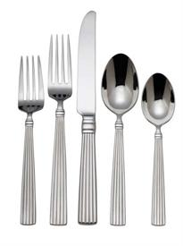 -65-PIECE SET. INCLUDES TWELVE 5-PIECE PLACE SETTINGS & FIVE SERVING PIECES. DISHWASHER SAFE. BREAKAGE REPLACEMENT AVAILABLE.