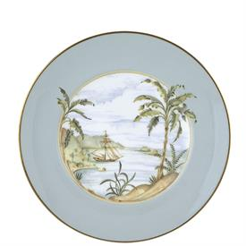 "-9"" TRADEWIND ACCENT SALAD PLATE. MSRP $29.00"