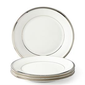 -4 PIECE TIDBIT PLATE SET. MSRP $76.00
