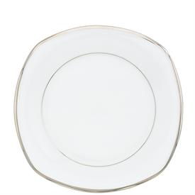 "-9"" SQUARE ACCENT PLATE. MSRP $50.00"