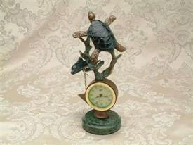 -SEA TURTLE CLOCK