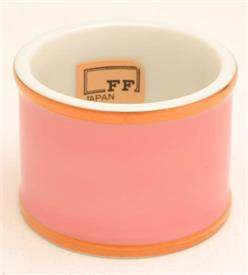 ,PEACH NAPKIN RING
