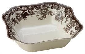 "-9.5"" SQUARE SERVING BOWL. MSRP $94.50"