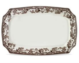 "-17.5"" RECTANGULAR PLATTER. MSRP $147.00"