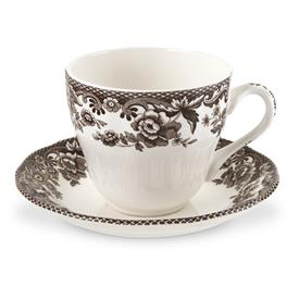 -TEA CUP AND SAUCER. MSRP $36.00