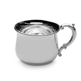 "-,$93 STERLING POT BELLY BABY CUP 2 1/8""HEIGHT X 2 3/4""DIAMETER.4"