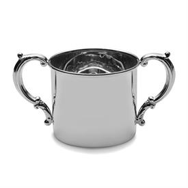-,$92-2 STERLING DOUBLE HANDLE BABY CUP MADE BY EMPIRE
