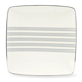 """-10.25"""" SQUARE PLATE. MSRP $65.00"""