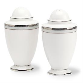 -SALT & PEPPER SHAKER SET. MSRP $72.00
