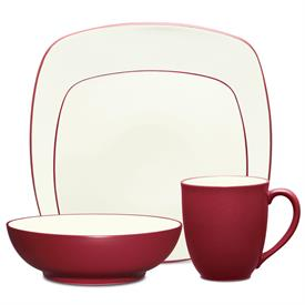 -SQUARE 4 PIECE PLACE SETTING