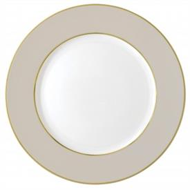 -BEIGE WITH GOLD FILET TRIM