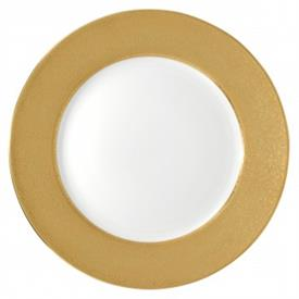 -GOLD GRANITE BUFFET PLATE