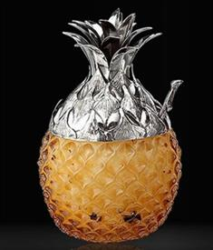 -PINEAPPLE JAM JAR