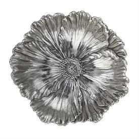-POPPY FLOWER DISH MED