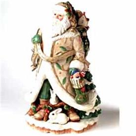 ",SANTA FIGURINE 18.25"" TALL"