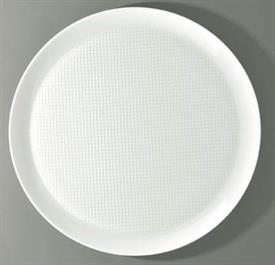 "-FLAT CAKE PLATE. 12"" WIDE"