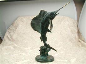 -30817 TAIL WALK FISH