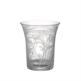 "-7"" CLEAR VASE"