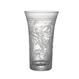 "-10.25"" CLEAR VASE"