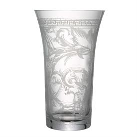 "-13.5"" CLEAR VASE"