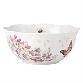 "-ICE CREAM BOWL. 6.5"" WIDE. DISHWASHER & MICROWAVE SAFE. BREAKAGE REPLACEMENT AVAILABLE. MSRP $25.00"