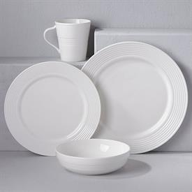 -SEVEN DEGREES 4 PIECE PLACE SETTING. MSRP $108.00