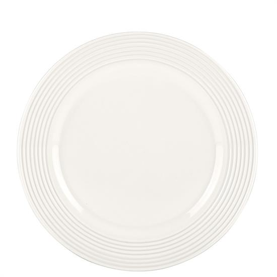 """SEVEN DEGREES 9"""" ACCENT PLATE. MSRP $26.00"""
