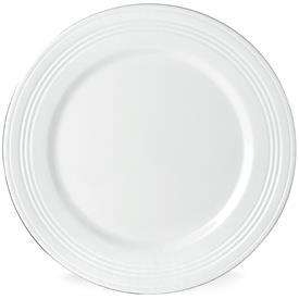-FOUR DEGREES DINNER PLATE. MSRP $31.00