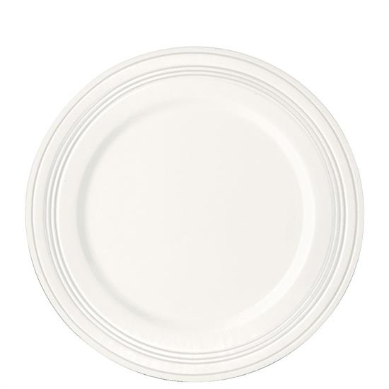 """FOUR DEGREES 9"""" ACCENT PLATE. MSRP $26.00"""