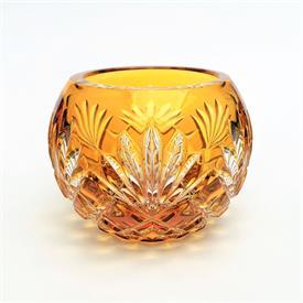_,ODESSA GOLDEN YELLOW VOTIVE HOLDER, NEW IN BOX