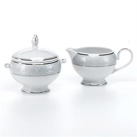 -CREAMER & SUGAR BOWL SET